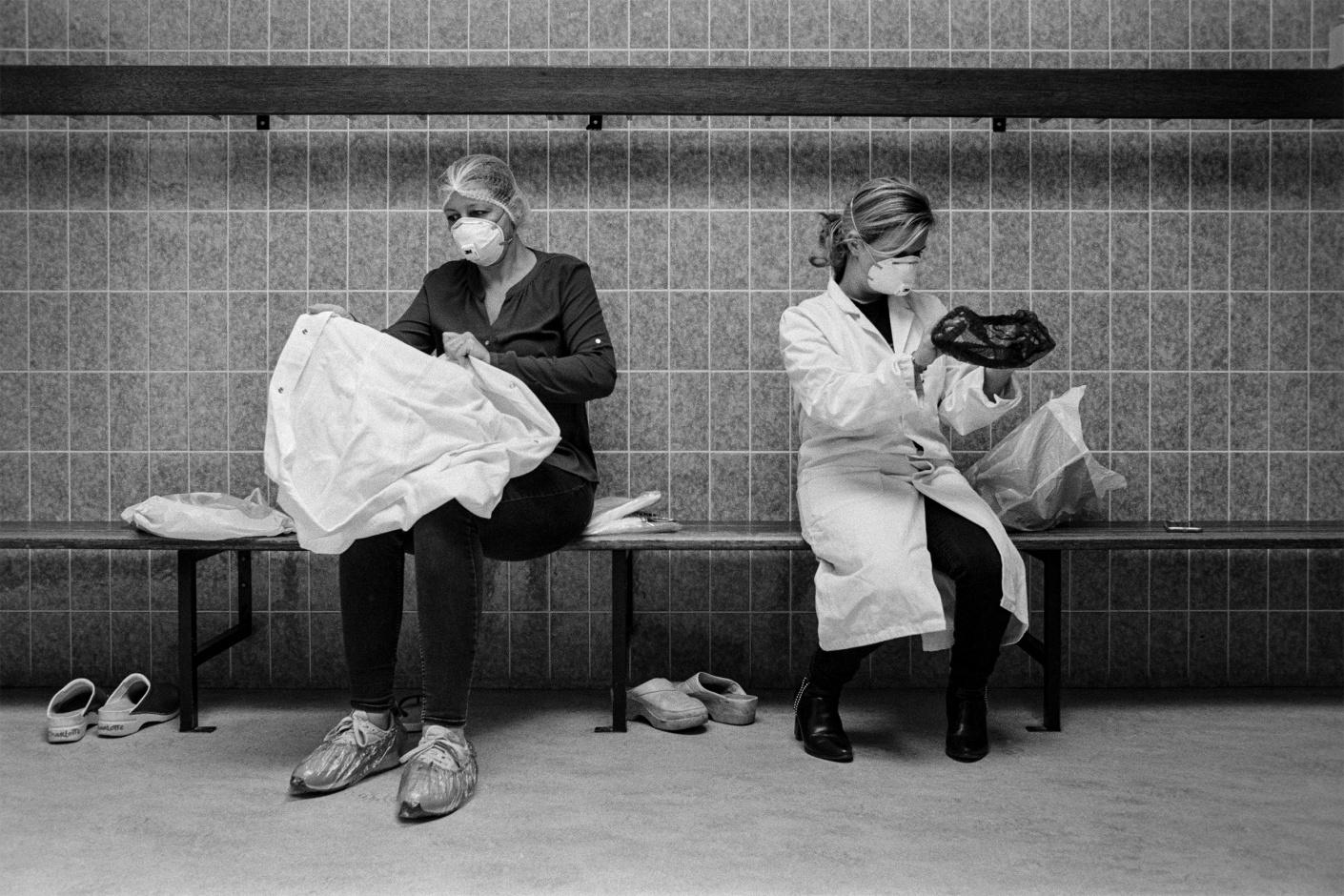 OPPENHEIM | CORONA | COVID | Jelle Pieter de Boer