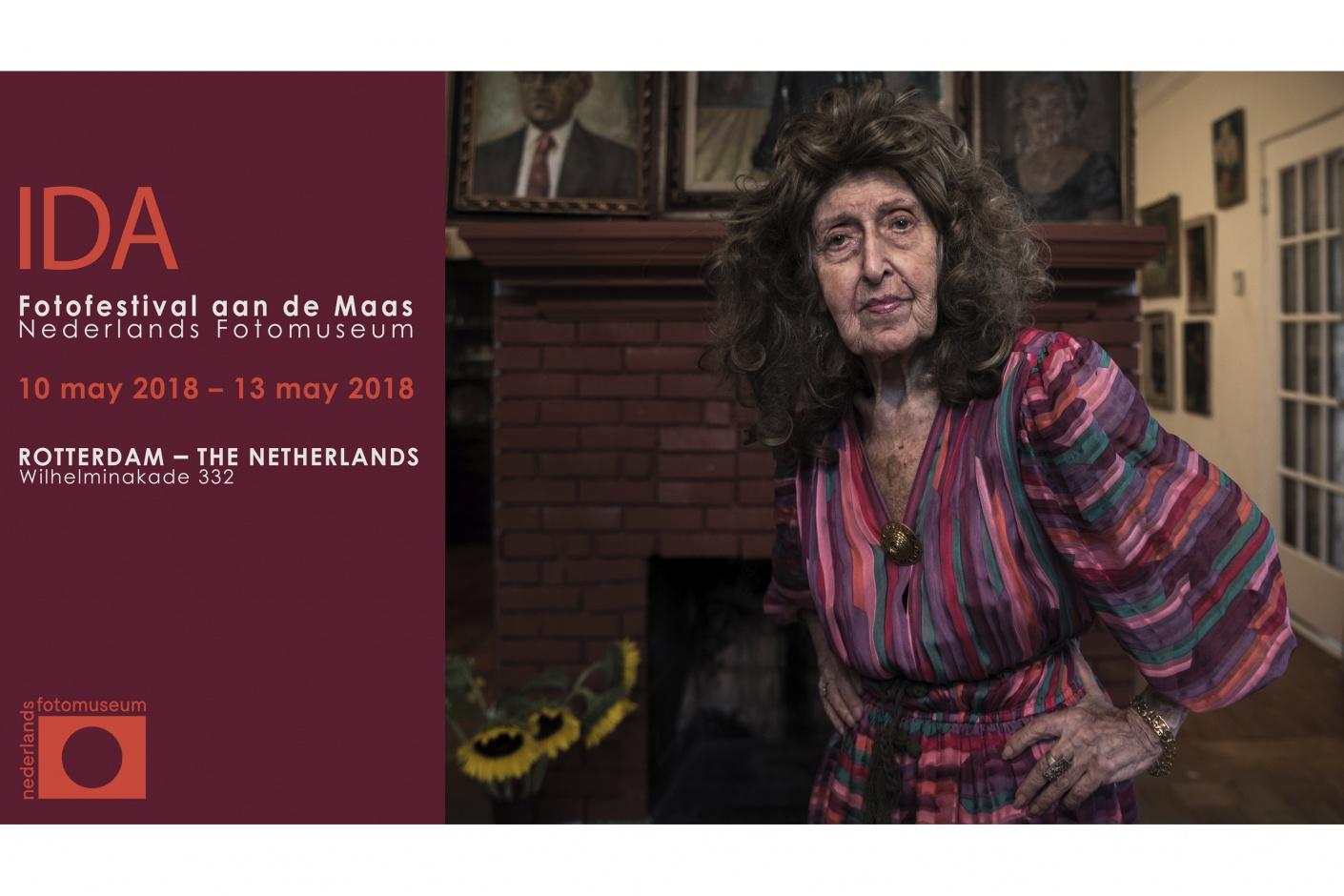 Ida Haendel Nederlands Fotomuseum Fotofestival aan de maas Jelle Pieter de Boer