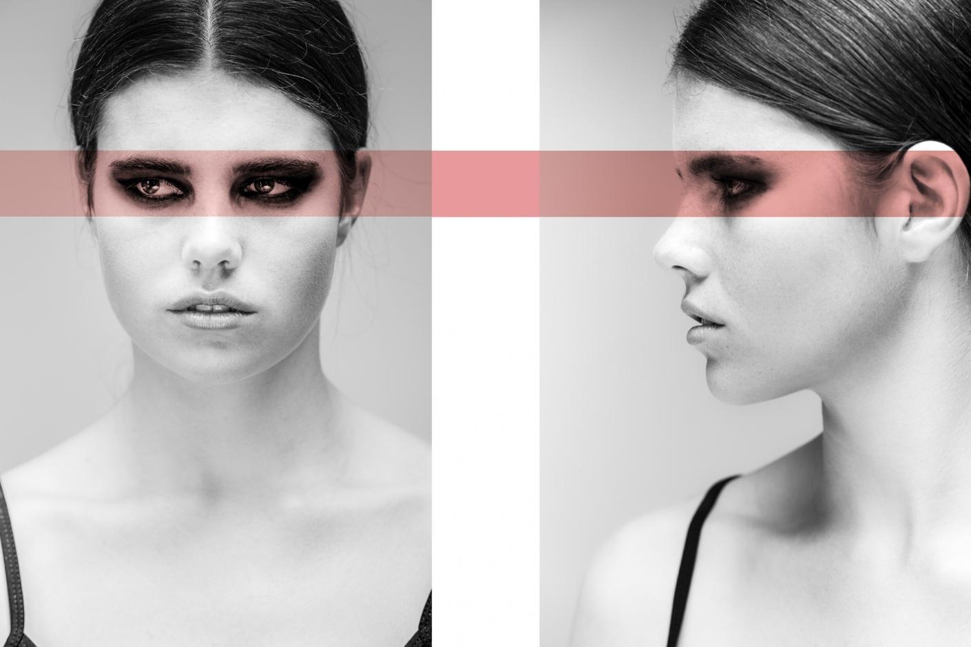 Jelle Pieter de Boer Portrait Photography Fashion Editorial Lelie