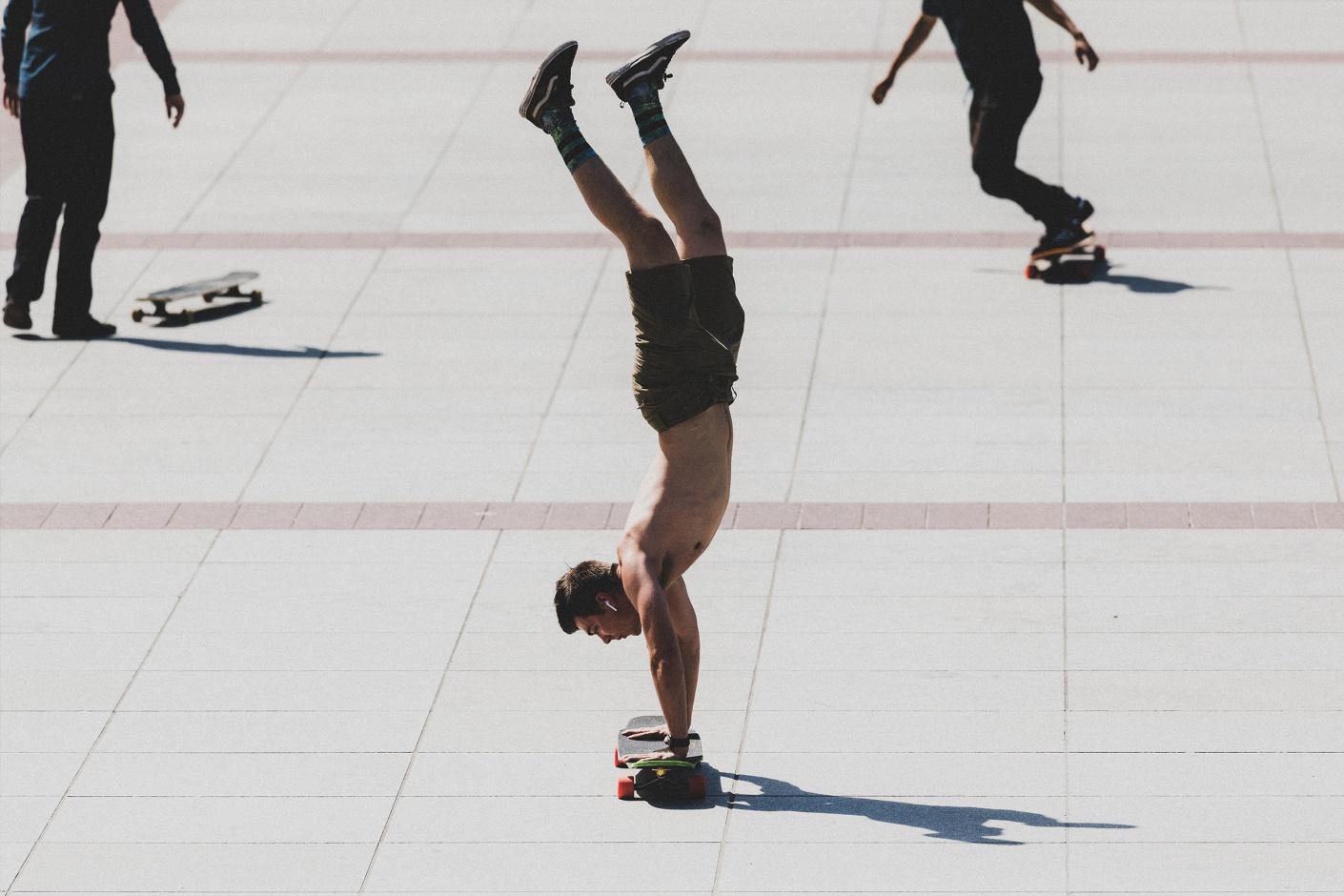 Skater Eindhoven Jelle Pieter de Boer